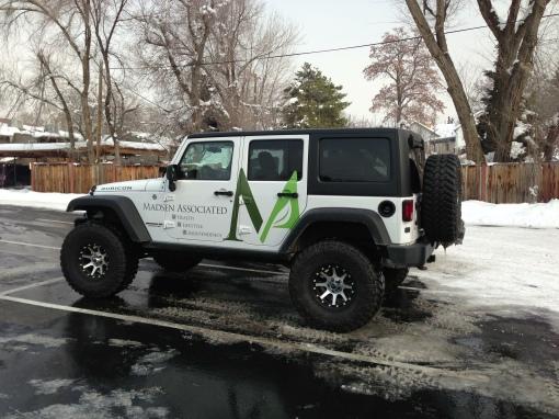 Jeep Biz Advertising